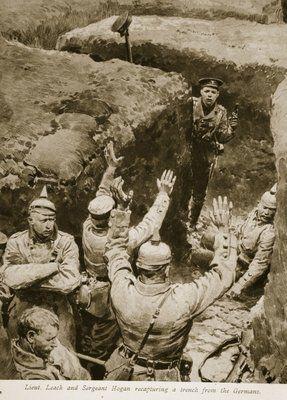 la première guerre mondiale  8fc06e10