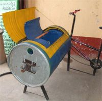 Les premières machines à laver. A28cb710