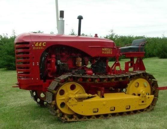 Tracteur ancien A4280110