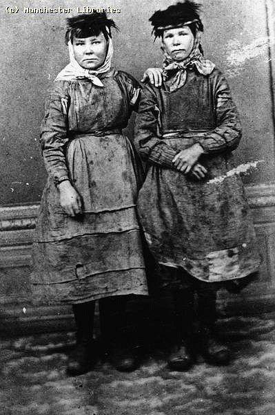 Travail des femmes dans les mines de charbon. Ad2e7d10
