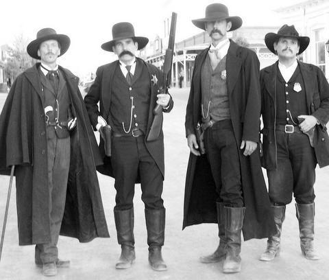Histoire de l'Ouest Américain. B210c911