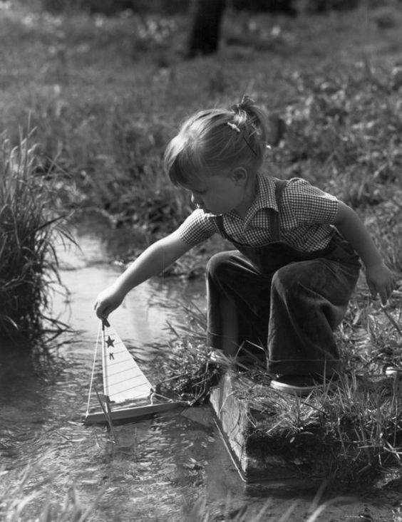 Comment les enfants s'amusaient avant dans les fermes B4a19810