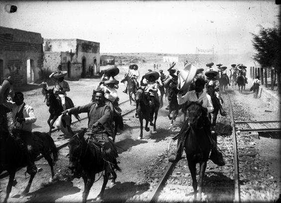 Histoire : La révolution Mexicaine D0726210