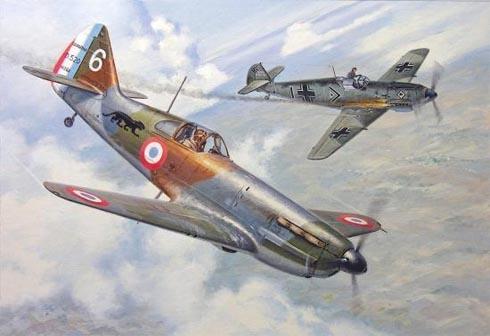 Les avions de guerre. Dewoit11