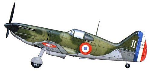 Les avions de guerre. Dewoit12