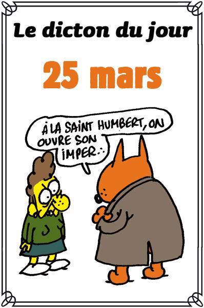 aujourd'hui , c' est la saint .................. - Page 14 Dicton54