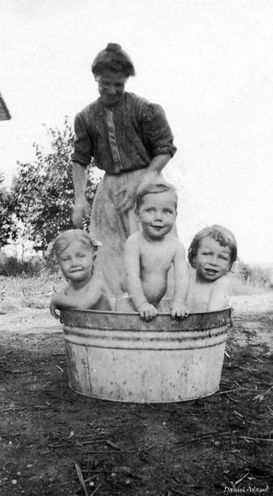 Comment les enfants s'amusaient avant dans les fermes E4546f10