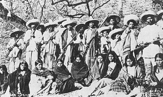 Histoire : La révolution Mexicaine E59b8e10