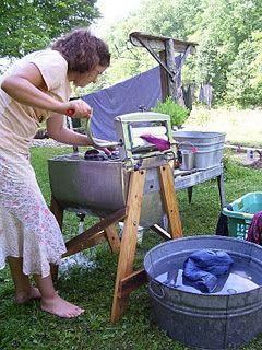Les premières machines à laver. E77c6710