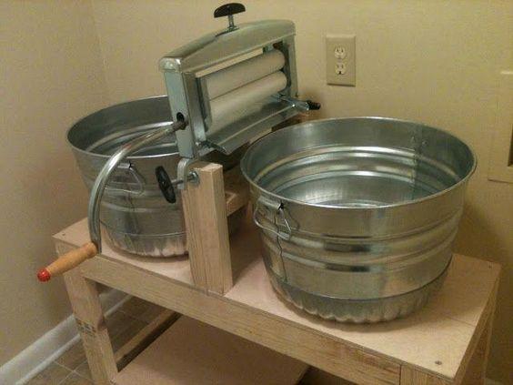Les premières machines à laver. E78bce10