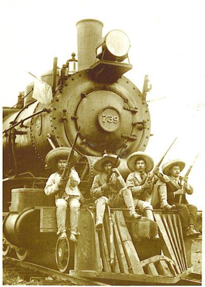 Histoire : La révolution Mexicaine Fa565110