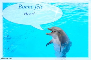aujourd'hui , c' est la saint .................. - Page 7 Henri11