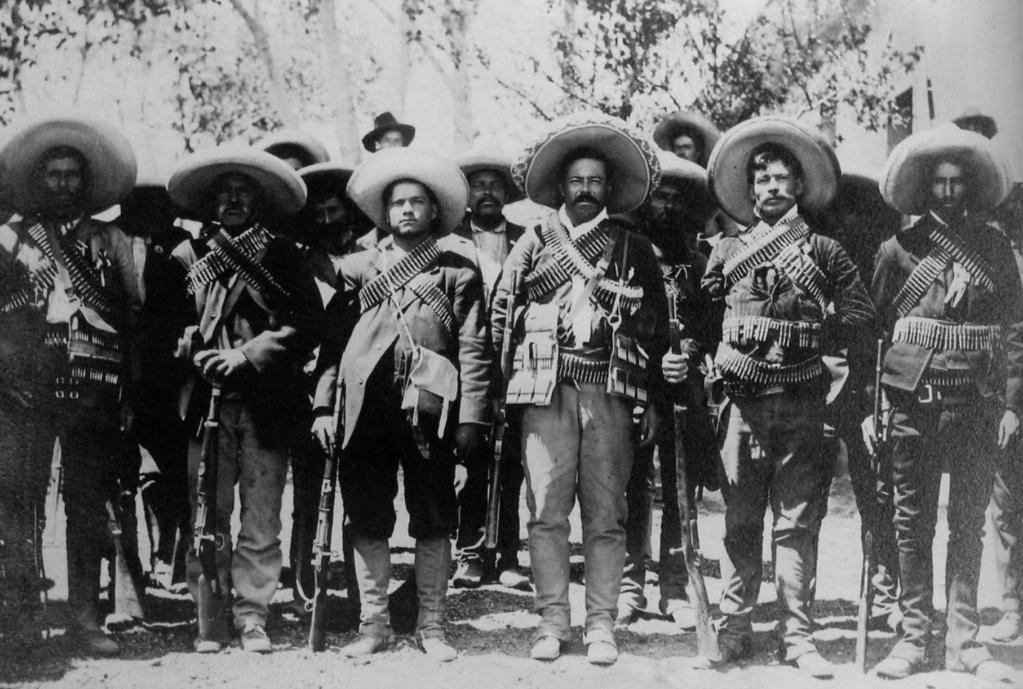Histoire : La révolution Mexicaine Img-1110