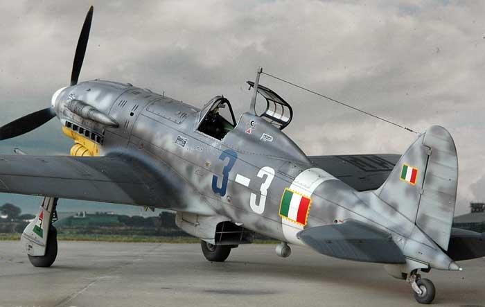 Les avions de guerre. Macchi11