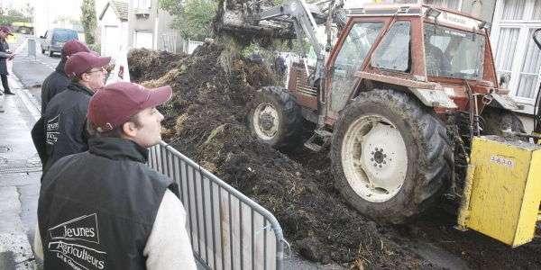 manif des agriculteurs en france Pmanif10