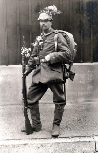 la première guerre mondiale  Vintag11