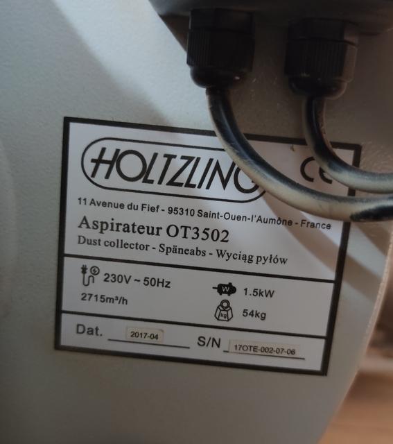 A vendre aspirateur  Holtzling 2Cv / Perceuse à colonne Img_2157