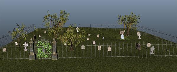 graveyard scene Wip5_s10