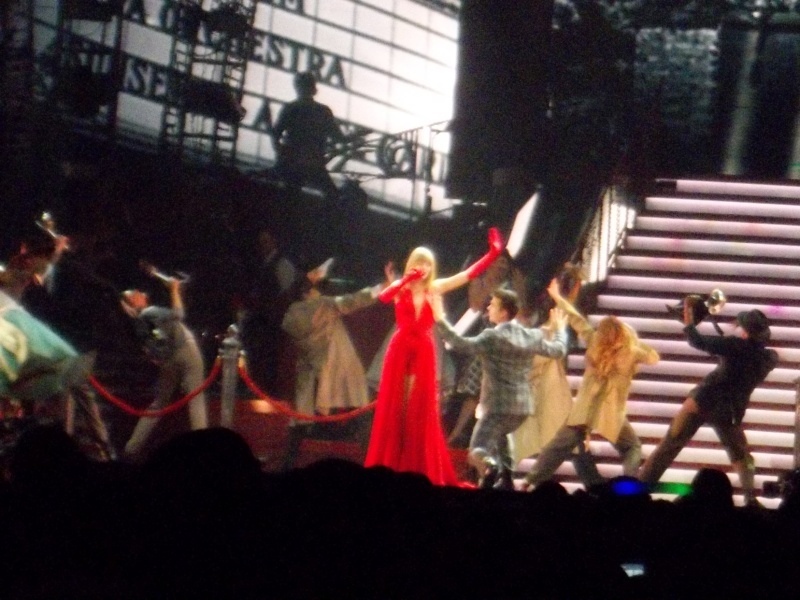 Taylor Swift Red Tour 2013. 100_0913