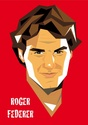 Portraits top players + federer Fed11