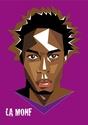 Portraits top players + federer Monfil11