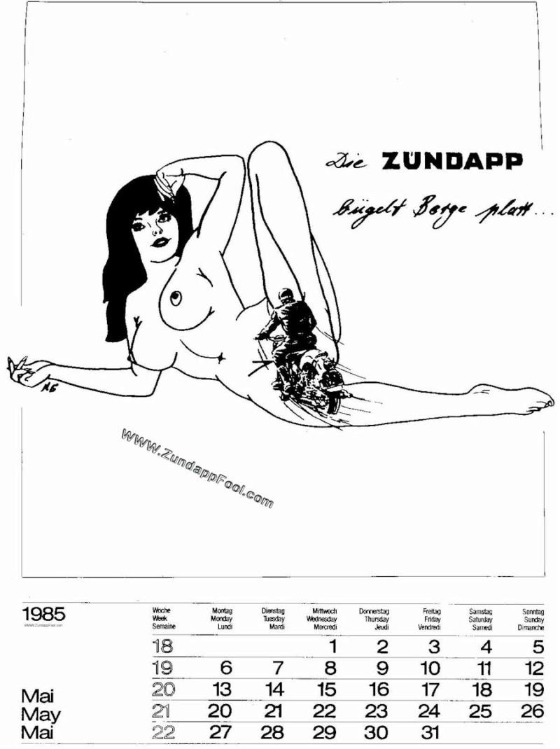 Zundapp KS601, enfin. - Page 4 1985-010