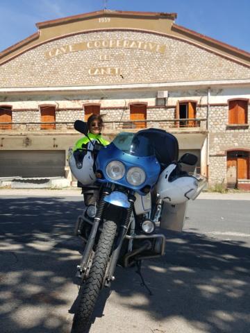 Photos de vous et de votre moto devant ....un château  - Page 17 20180610