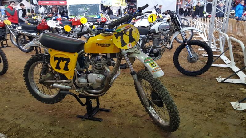 Lyon salon moto février 2020 20200219