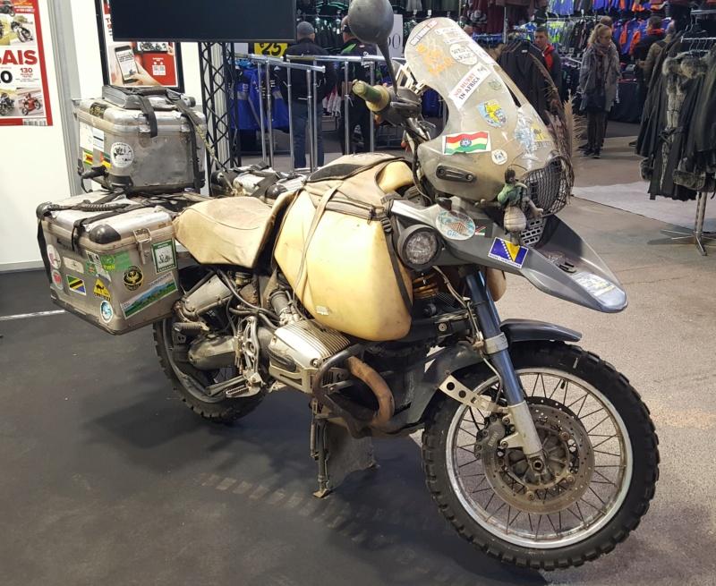 Salon moto Lyon 2020 20200222