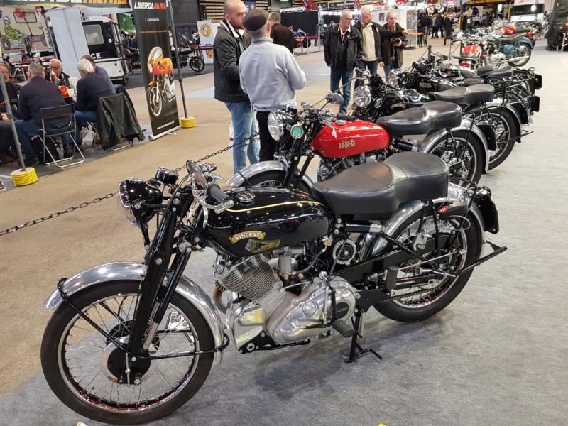 Lyon salon moto février 2020 20200226