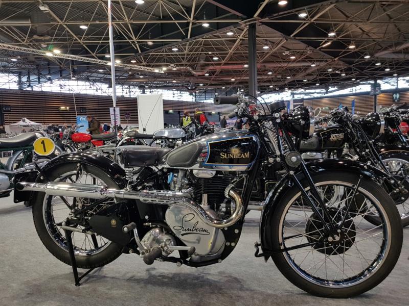 Lyon salon moto février 2020 20200228