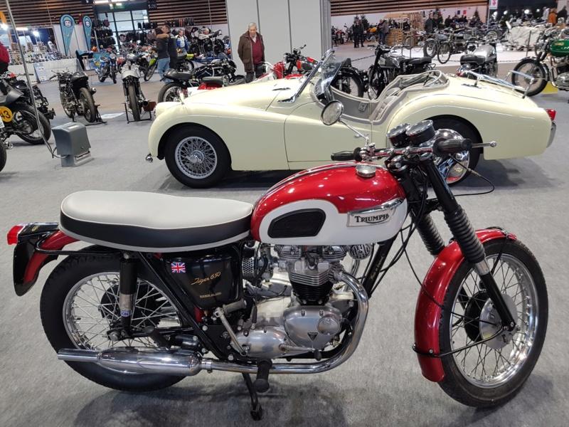 Lyon salon moto février 2020 20200229