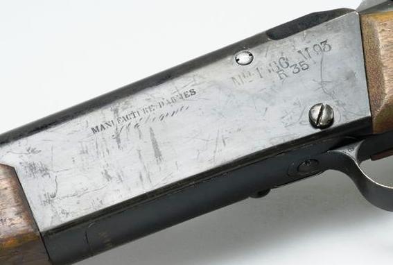--- Fusil  Lebel & évolutions --- Boit_r11