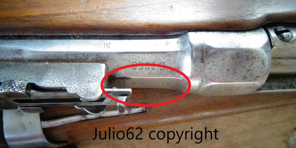 KROPATSCHEK Mle 1878  2eme Type Chasse12