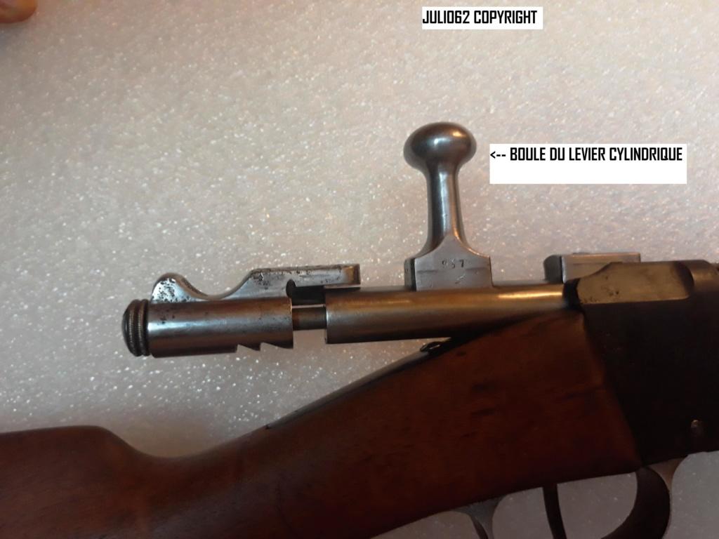 --- Fusil  Lebel & évolutions --- Culass20
