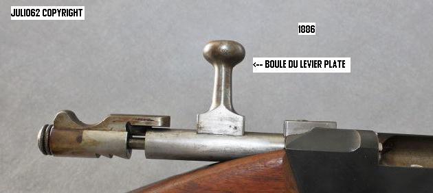 --- Fusil  Lebel & évolutions --- Culass22
