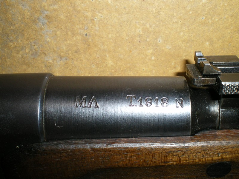 --- Fusil  Lebel & évolutions --- Imgp0310