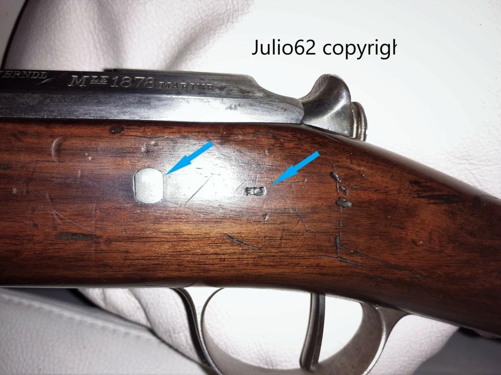 KROPATSCHEK Mle 1878  2eme Type Kro11