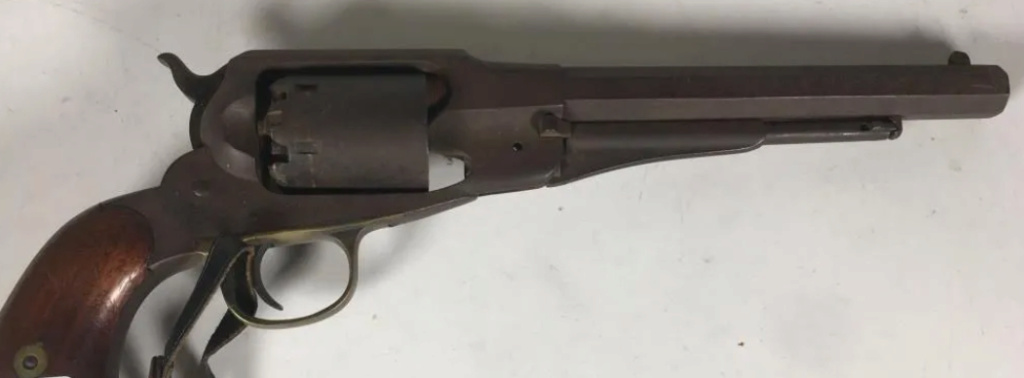 quel revolver ? USA ? P210