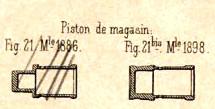 --- Fusil  Lebel & évolutions --- - Page 2 Piston10