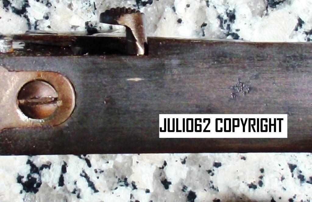 --- Fusil  Lebel & évolutions --- Vis_110