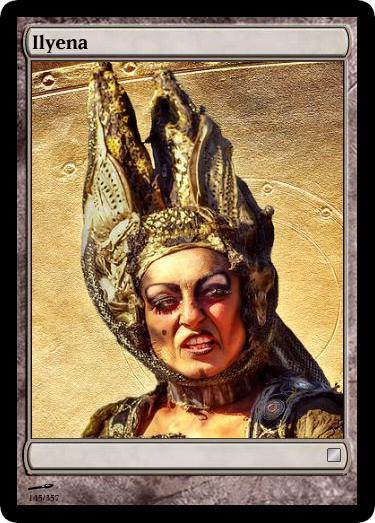 Campagne donjons et dragons 5 - côte des épées - le tempétueux roi des géants - Page 16 Ilyena10