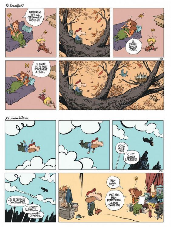 Larcenet est  merveilleux - Page 3 A211