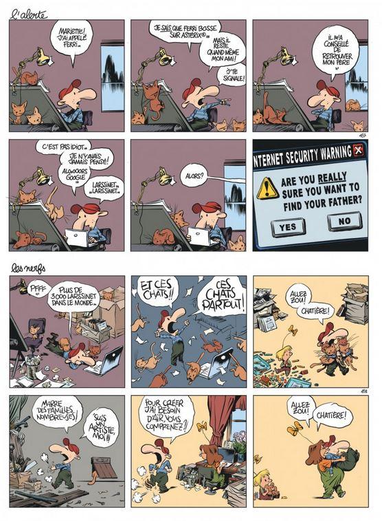 Larcenet est  merveilleux - Page 3 A410