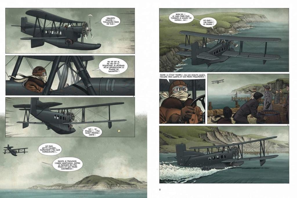 Dent d'ours et autres BD de Yann et Henriet - Page 2 Black_11