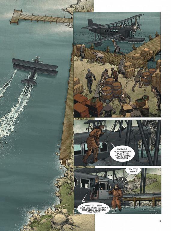 Dent d'ours et autres BD de Yann et Henriet - Page 2 Black_12