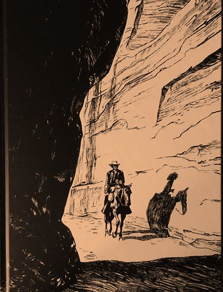 Jean Giraud et Blueberry - Page 39 Blue10