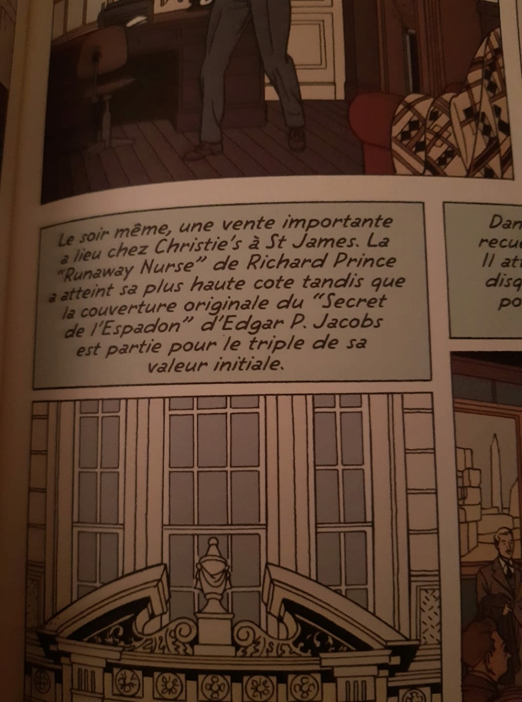 Pleins feux sur Edgar Pierre JACOBS et Blake et Mortimer (2ème partie en cours) - Page 36 Moloch10