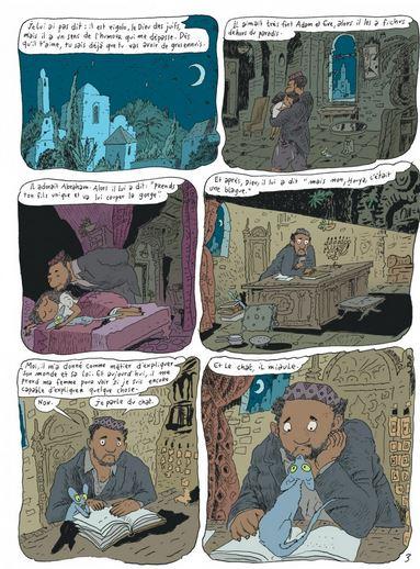 Les fantaisies de Joann Sfar - Page 4 Rabbin13