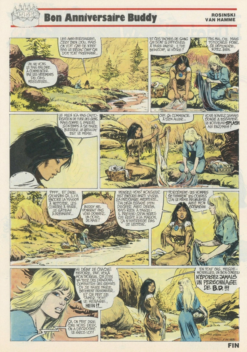 La puissance créatrice de Rosinski - Page 3 Rie10